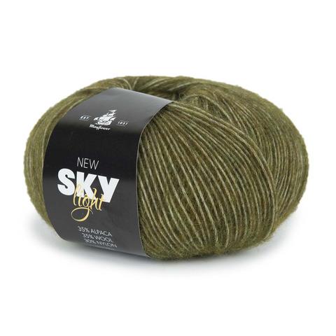 Mayflower New Sky Light - Mørk Oliven 0166