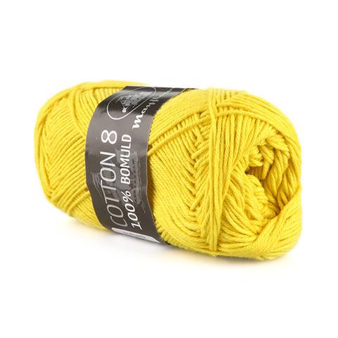 Mayflower Cotton 8/4 - Gul 1405