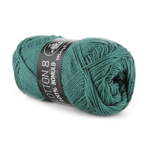 Mayflower Cotton 8/4 - Petrolgrøn 1429