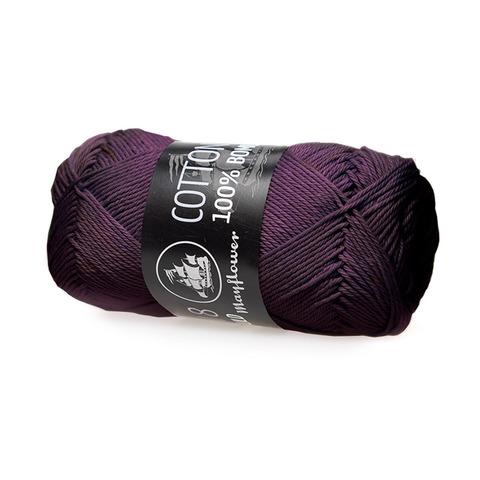 Mayflower Cotton 8/4 - Aubergine 1444