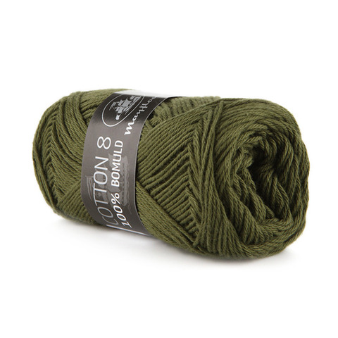 Mayflower Cotton 8/4 - Lys Armygrøn 1487