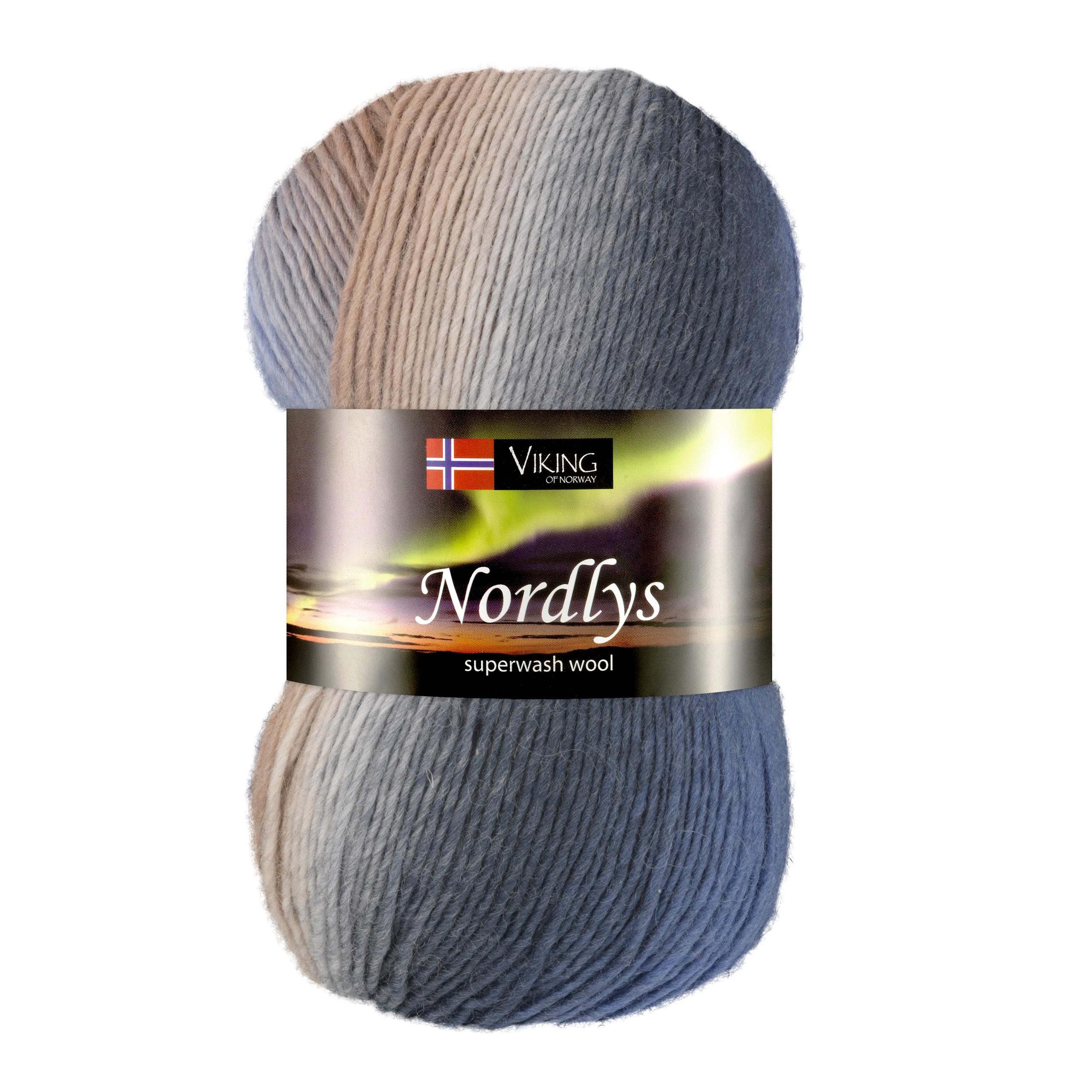Viking Nordlys - Multi Blå/Brun 0967