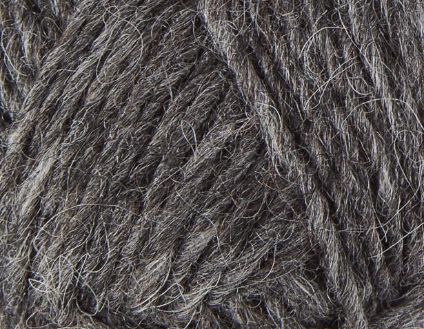 Istex Lettlopi - 0058 Mørkegrå