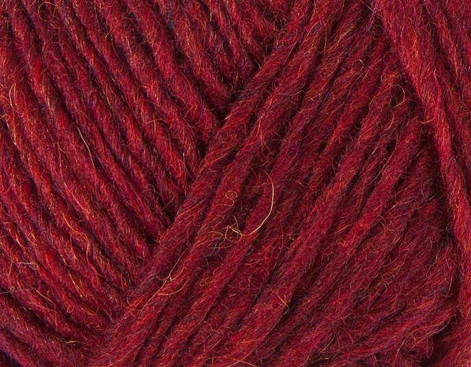 Istex Lettlopi - Granatæble-rød 1409