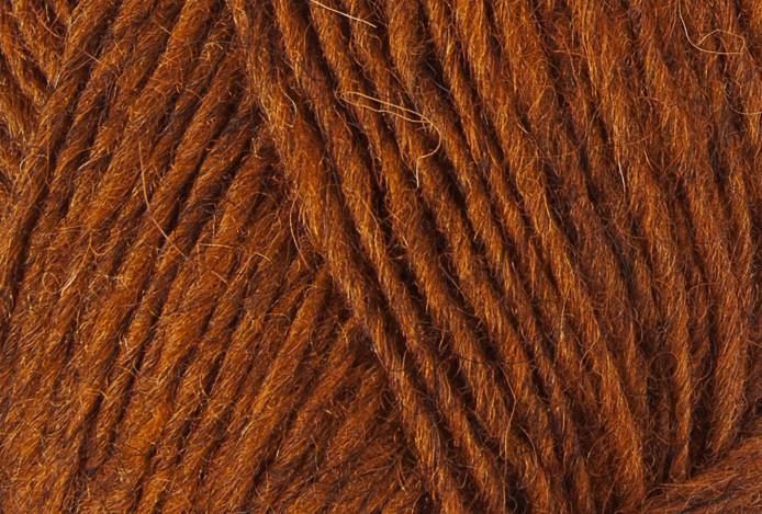 Istex Lettlopi - Rustbrun 9427