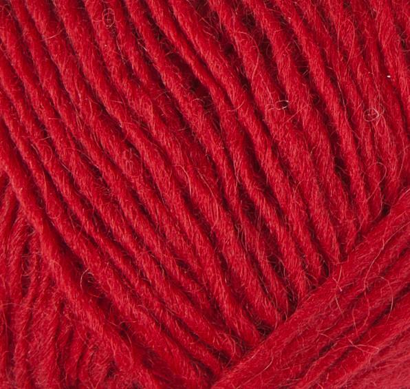 Istex Lettlopi - 9434 Hår-Rødt