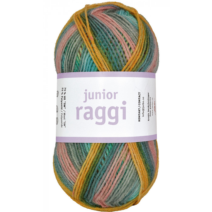 Jarbo Raggi - Fire Stripes 8330