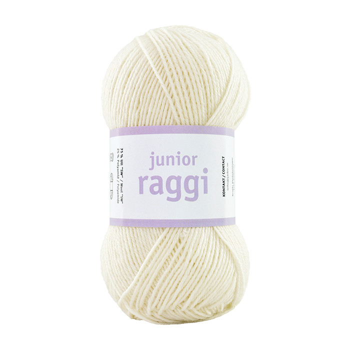 Jarbo Raggi - Natural White 8401