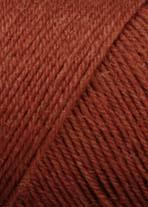 Jawoll - Rust-rød 0215