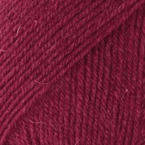 Drops Fabel - 0113 Rubinrød