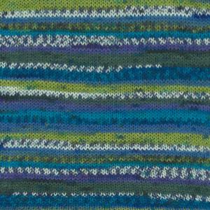 Drops Fabel - Grøn Turkis 0677