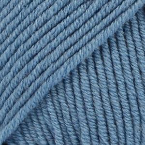 Drops Merino - 1023 Gråblå