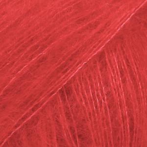 Drops Kid-Silk - Rød 0014