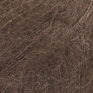 Drops Kid-Silk - Mørkebrun 0015