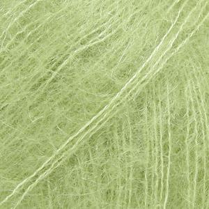 Drops Kid-Silk - Æblegrøn 0018