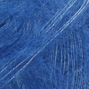 Drops Kid-Silk - Koboltblå 0021