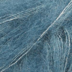 Drops Kid-Silk – Jeansblå 0027