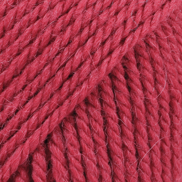 Drops Nepal - Dyb Rød 3608