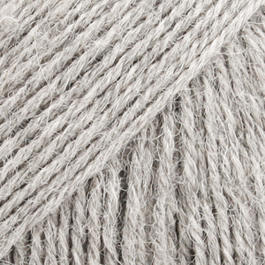 Drops Alpaca - Lysegrå 0501