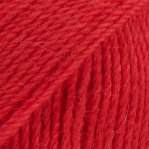 Drops Alpaca - Rød 3620