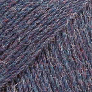 Drops Alpaca - Blå 6360