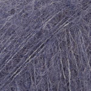 Drops Brushed - Jeansblå 0013