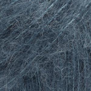 Drops Brushed - Stålblå 0025