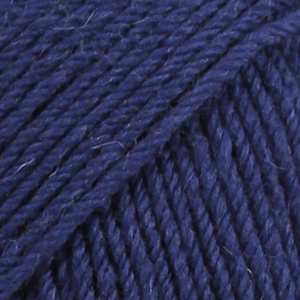 Drops Karisma - 1017 Marineblå