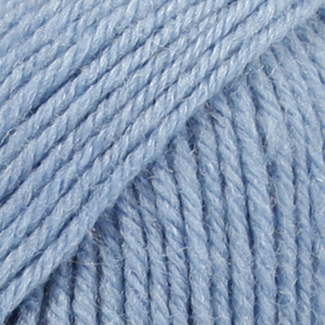 Drops Karisma - 1030 Lys Jeansblå