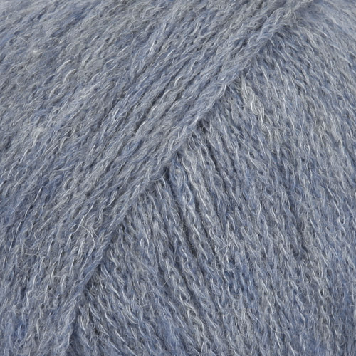 Drops Sky - Jeansblå 0012
