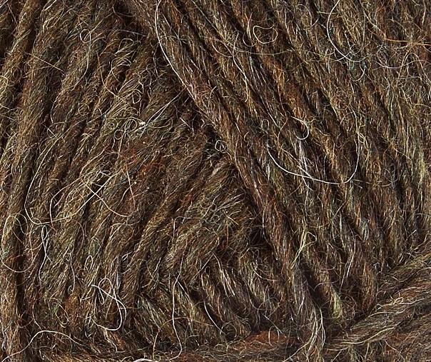 Istex Lettlopi – Mørk Oliven 1416