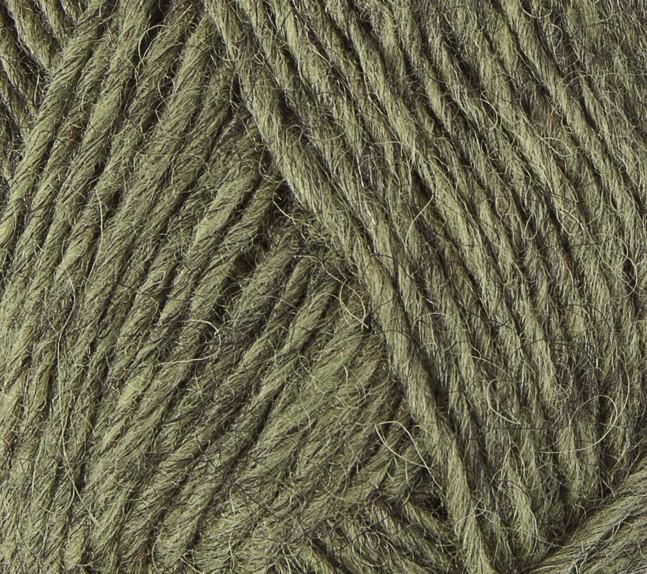 Istex Lettlopi – 9421 Støvet Grøn