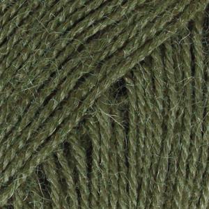 Drops Alpaca – Mørkegrøn 7895